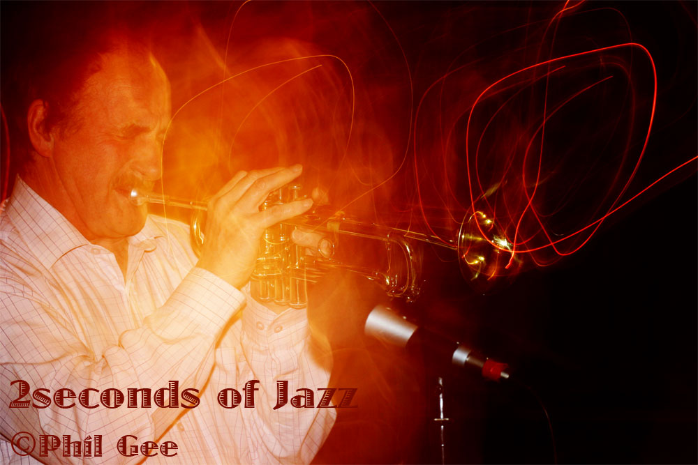 two Seconds of Jazz © Phil Gee